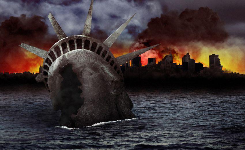 Москва - Вашингтон: стратегия глобального краха